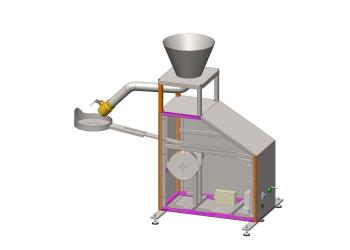 Boondi Machine Compact