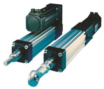 Linear Actuator For Lift
